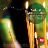 Schola Cantorum Coloniensis - Canto Gregoriano - Voices Of Silence [ CD ]