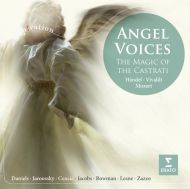 Angel Voices - Magic Of The Castrati - Various Artists [ CD ]