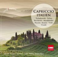 Capriccio Italien - Bellini, Boccherini, Puccini… - Various Artists [ CD ]