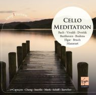 Cello Meditation - Bach, Vivaldi, Dvorak.. - Various Artists [ CD ]