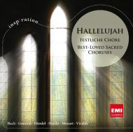 Hallelujah: Best Loved Sacred Choruses - Various Artists [ CD ]