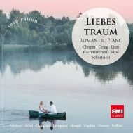 Liebestraum - Romantic Piano - Various Artists [ CD ]