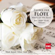 Bach, Handel, Vivaldi, Telemann - Magic Of The Flute [ CD ]