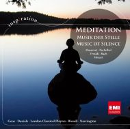 Meditation - Music Of Silence - Various Artists [ CD ]