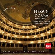 Nessun Dorma - Best Of Opera - Various Artists [ CD ]