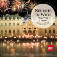 Neujahr In Wien - New Year In Vienna - Various Artists [ CD ]