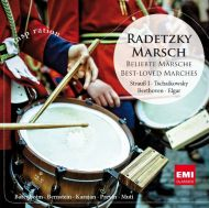 Radetzky Marsch: Best Loved Marches - Various Artists [ CD ]