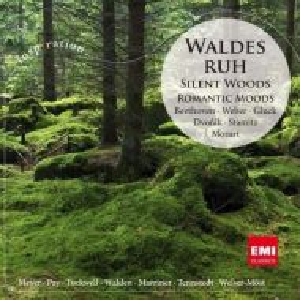 Silent Woods-Romantic Moods - Various Artists [ CD ]