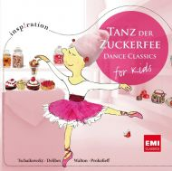 Dance Classics For Kids - Various Artists [ CD ]