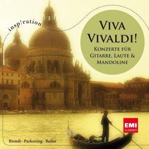 Vivaldi, A. - Viva Vivaldi! Musik Fur Gitarre, Laute & Mandonline [ CD ]