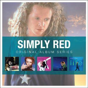 Simply Red - Original Album Series (5CD) [ CD ]