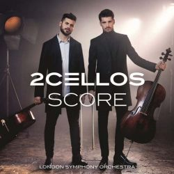 2Cellos (Two Cellos - Lika Sulic & Stjepan Hauser) - Score (2 x Vinyl) [ LP ]