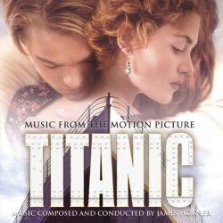 Titanic (Music By James Horner) - Soundtrack (2 x Vinyl) [ LP ]