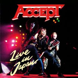Accept - Live In Japan [ CD ]