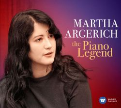 Martha Argerich - The Piano Legend (Best Of) (2CD) [ CD ]