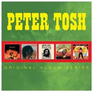 Peter Tosh - Original Album Series (5CD) [ CD ]