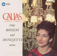 Maria Callas - Callas Sings Rossini & Donizetti Arias [ CD ]
