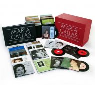 Maria Callas - The Complete Studio 1949-1969 (69CD with CD-Rom) [ CD ]