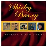 Shirley Bassey - Original Album Series (5CD) [ CD ]