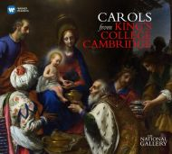 King's College Choir, Cambridge - Carols From King'S College Choir, Cambridge (2CD) [ CD ]