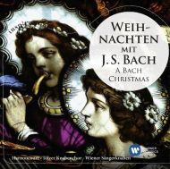 Bach, J. S. - A Bach Christmas [ CD ]