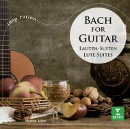 Bach, J. S. - Bach For Guitar [ CD ]