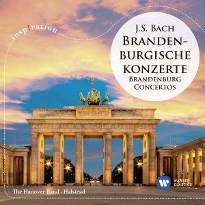 Bach, J. S. - Brandenburg Concertos No.1 - 5 [ CD ]