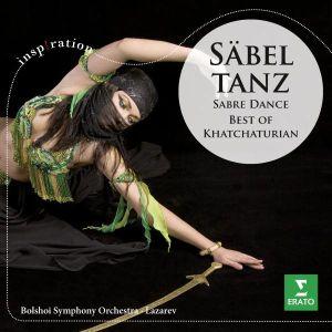 Khachaturian, A. - Sabre Dance - Best Of Khachaturian [ CD ]