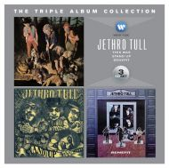Jethro Tull - The Triple Album Collection (3CD) [ CD ]