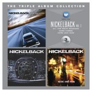 Nickelback - Triple Album Collection Vol.2 (3CD) [ CD ]