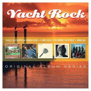 Yacht Rock - Original Album Series - Various Artists (5CD) [ CD ]