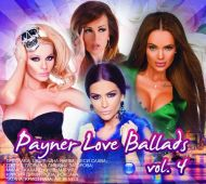 PAYNER LOVE BALLADS vol.4 - Компилация `2015 [ CD ]