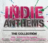 Indie Anthems - The Collection - Various Artists (3CD) [ CD ]