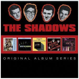 The Shadows - Original Album Series (5CD) [ CD ]