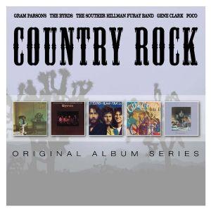 Country Rock - Original Album Series - Various Artists (5CD) [ CD ]
