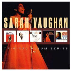 Sarah Vaughan - Original Album Series (5CD) [ CD ]