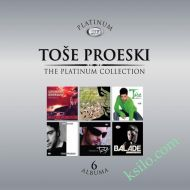 Tose Proeski - Platinum Collection (6CD) [ CD ]