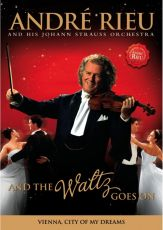 Rieu, Andre - And the Waltz Goes On (DVD-Video) [ DVD ]