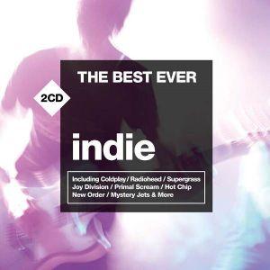 Indie (The Best Ever Series) - Various Artists (2CD) [ CD ]