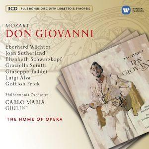Mozart, W. A. - Don Giovanni (4CD) [ CD ]