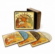 Wellbeing: Balance, Calm, Tranquillity - Collector`s Edition (3CD-Tin box) [ CD ]