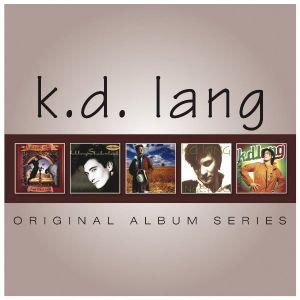 K. D. Lang - Original Album Series (5CD) [ CD ]