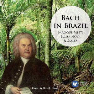 Camerata Brazil - Bach In Brasil - Baroque Meets Bossa Nova & Samba [ CD ]