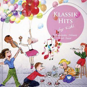 Klassik Hits For Kids - Tchaikovsky, Debussy, Bizet - Various [ CD ]