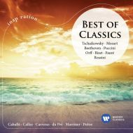 Best Of Classics - Various Composers [ CD ]