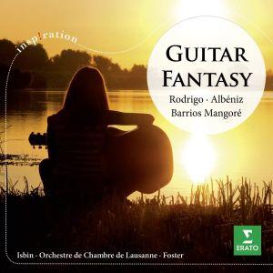 Rodrigo, J. & Isaak Albeniz - Guitar Fantasy [ CD ]
