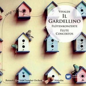 Vivaldi, A. - Il Gardellino - Flute Concertos [ CD ]