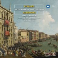 Vivaldi, A. & Albinoni, T. - The Four Seasons & Oboe Concertos [ CD ]