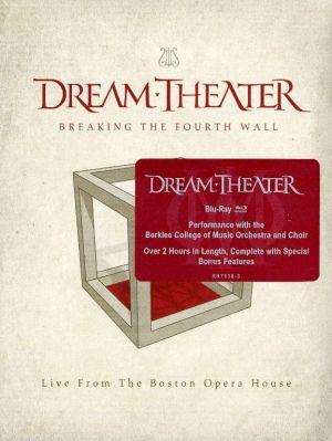 Dream Theater - Breaking The Fourth Wall (Blu-Ray) [ BLU-RAY ]