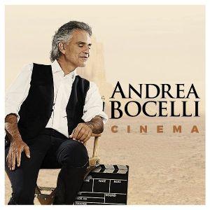 Andrea Bocelli - Cinema (Local Version 13 track's) [ CD ]